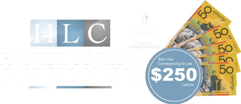 Hunter Legal and Conveyancing, NSW Sydney Conveyancer price